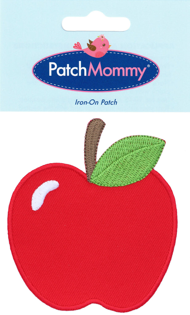 Apple fruit patches