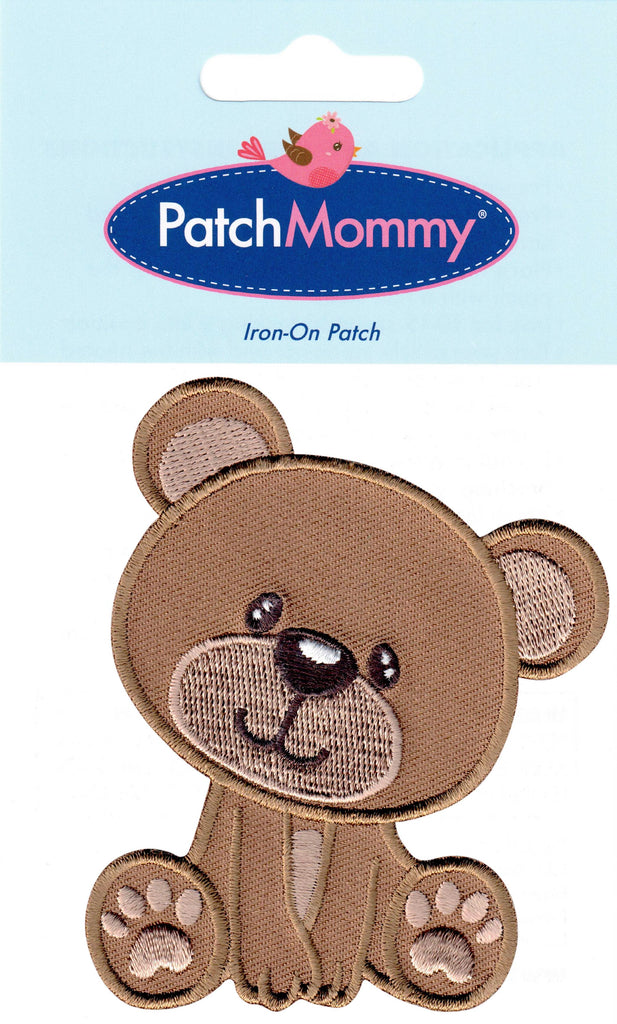 bear patches animal
