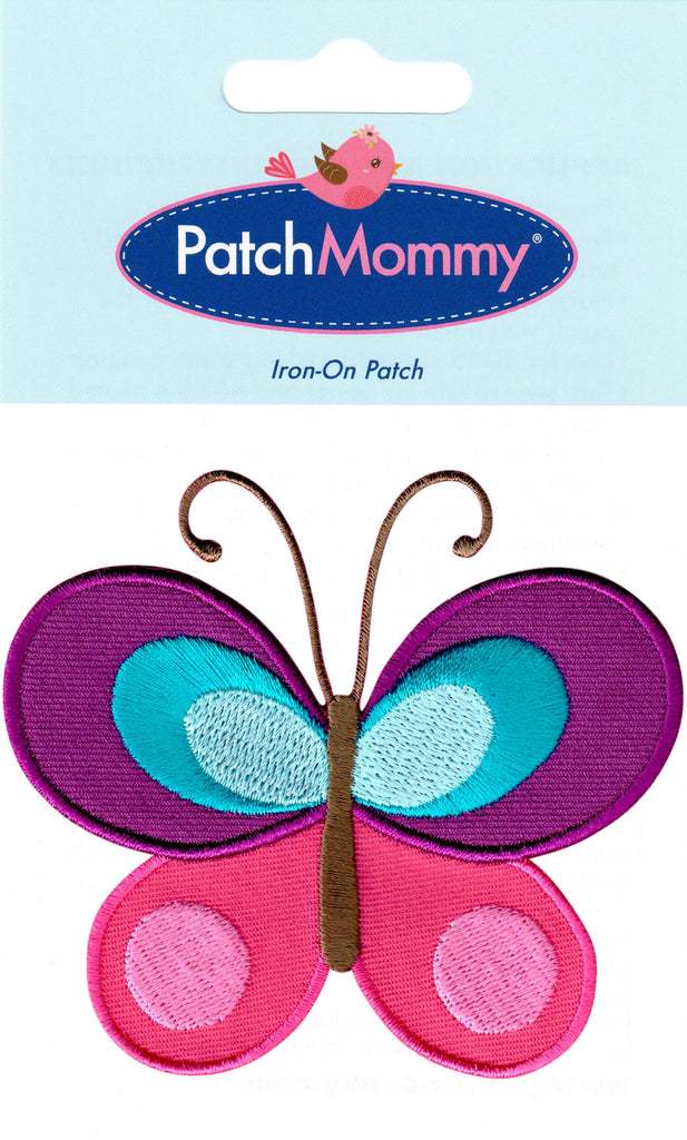 butterfly patches animal