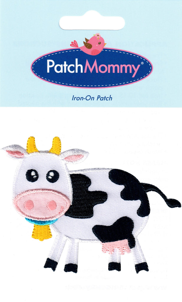 Cow patches farm animal