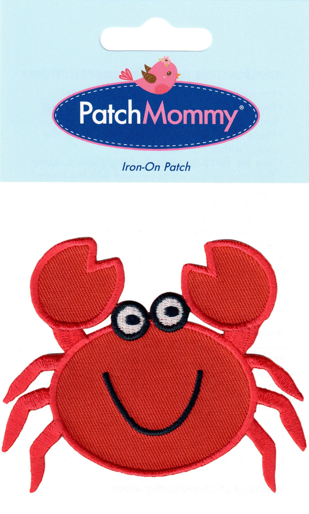 Crab patches ocean animal