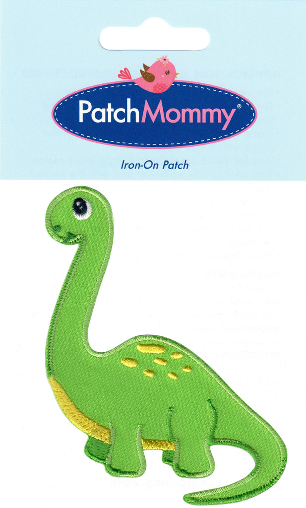 Dinosaur patches dino