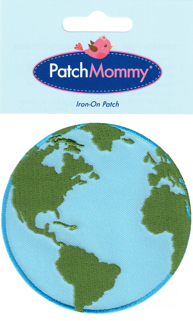 planet earth patches