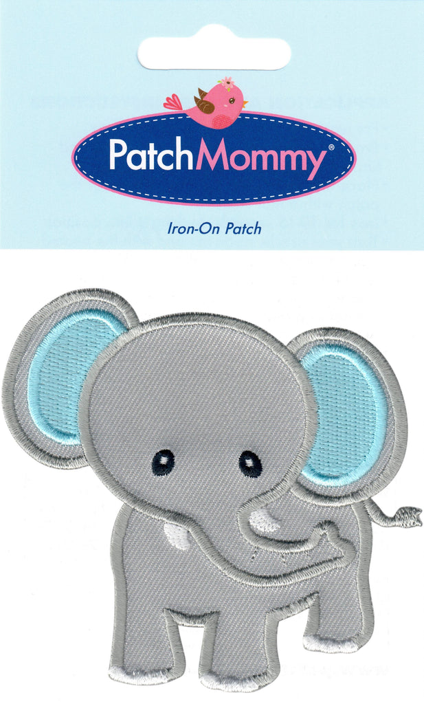 Elephant patches animal