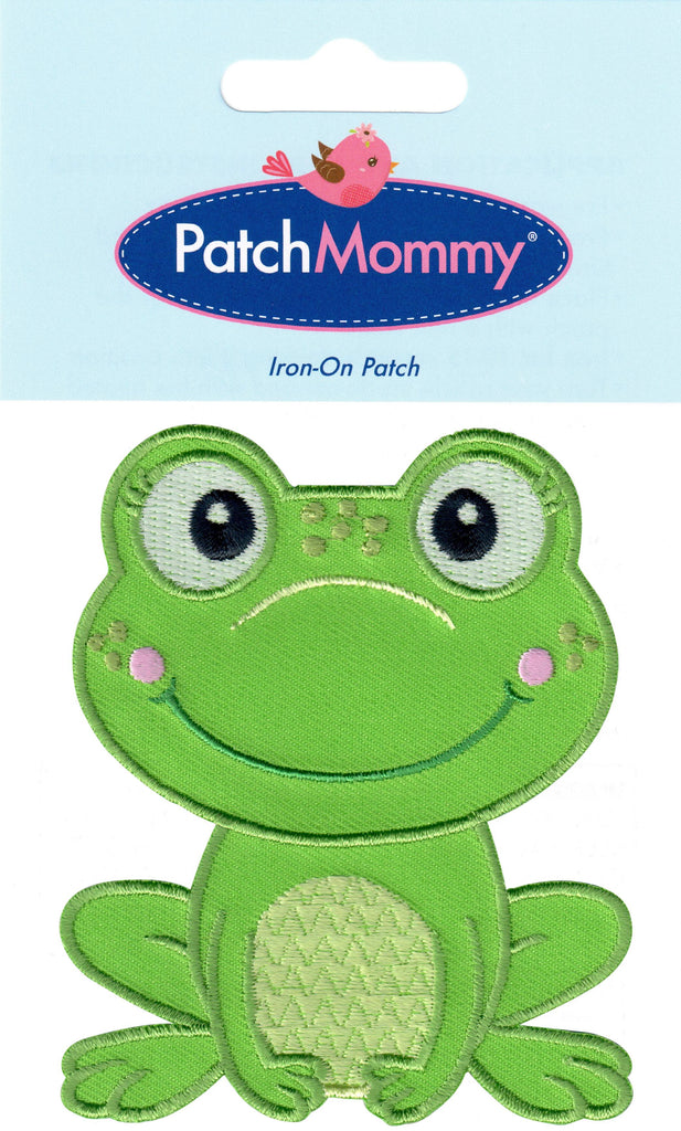 Frog patches
