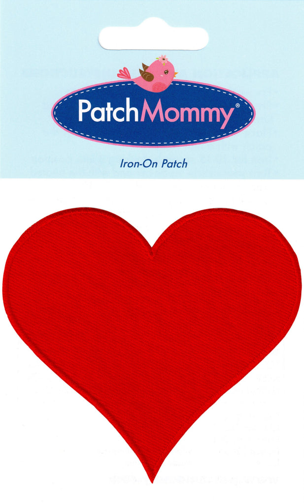 Heart patches Valentine Love
