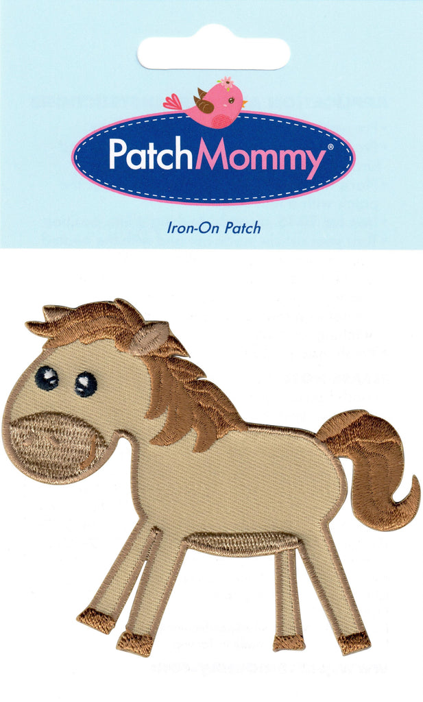 PatchMommy Teddy Bear Patch Embroidered Kids Appliques Sew On Iron On