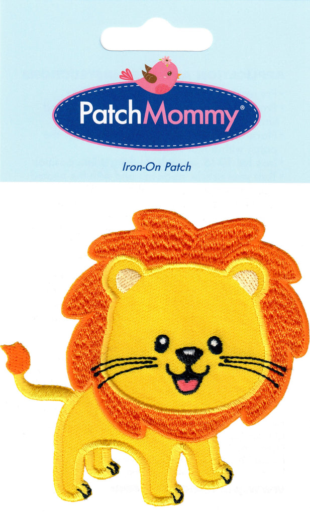 Lion patches