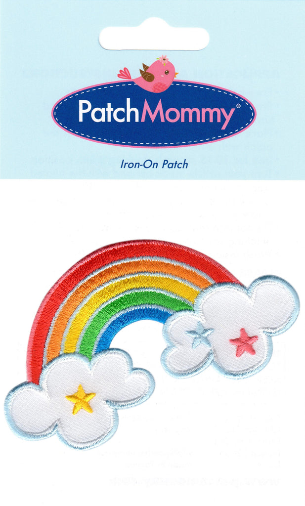 rainbow patches