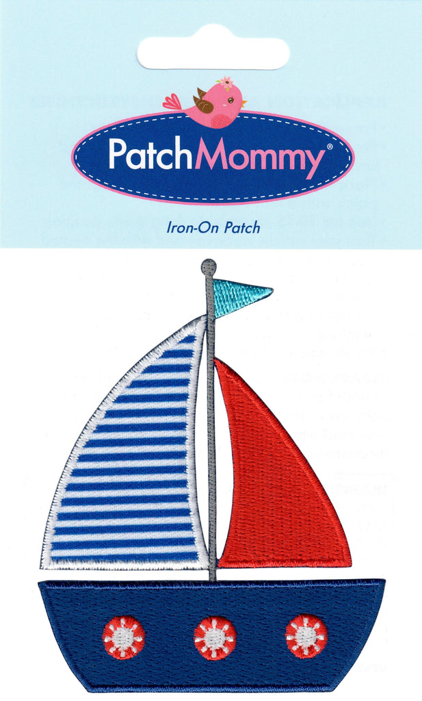 sailboat patches