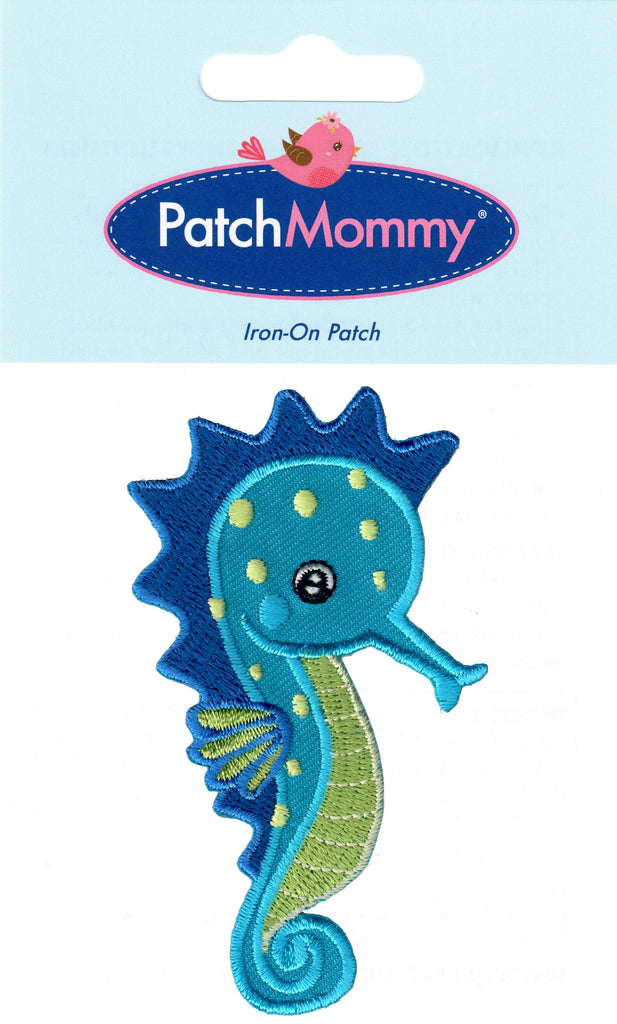 seahorse patches