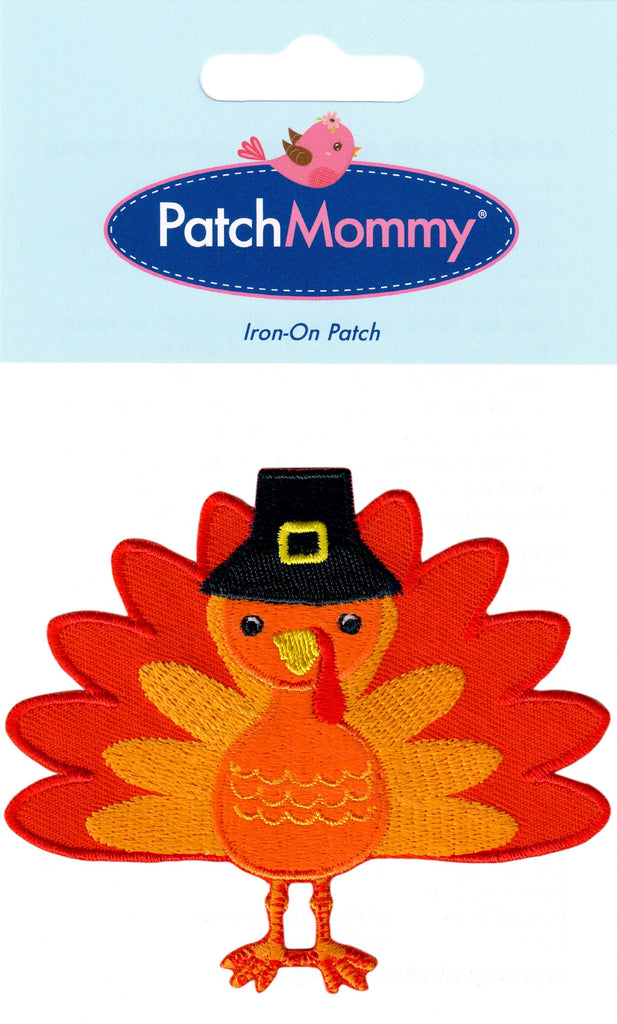 thanksgiving turkey patches