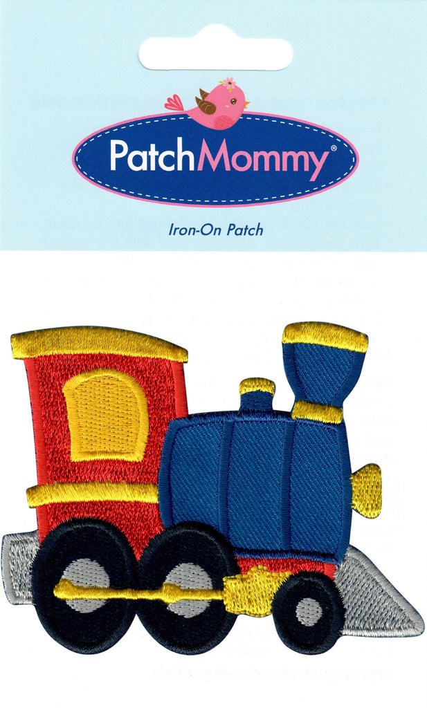 train patches
