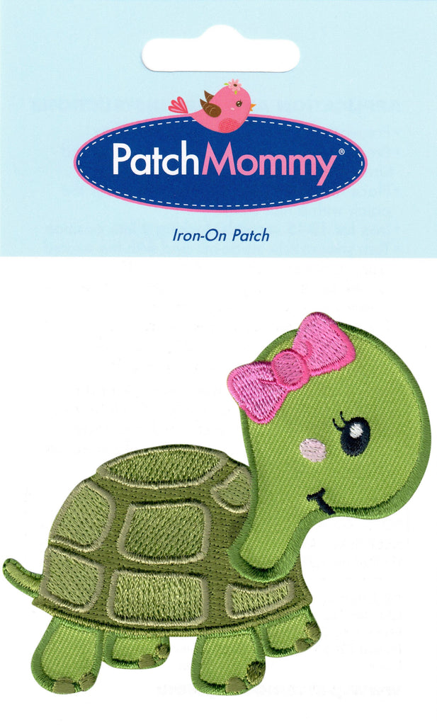 turtle patches girl