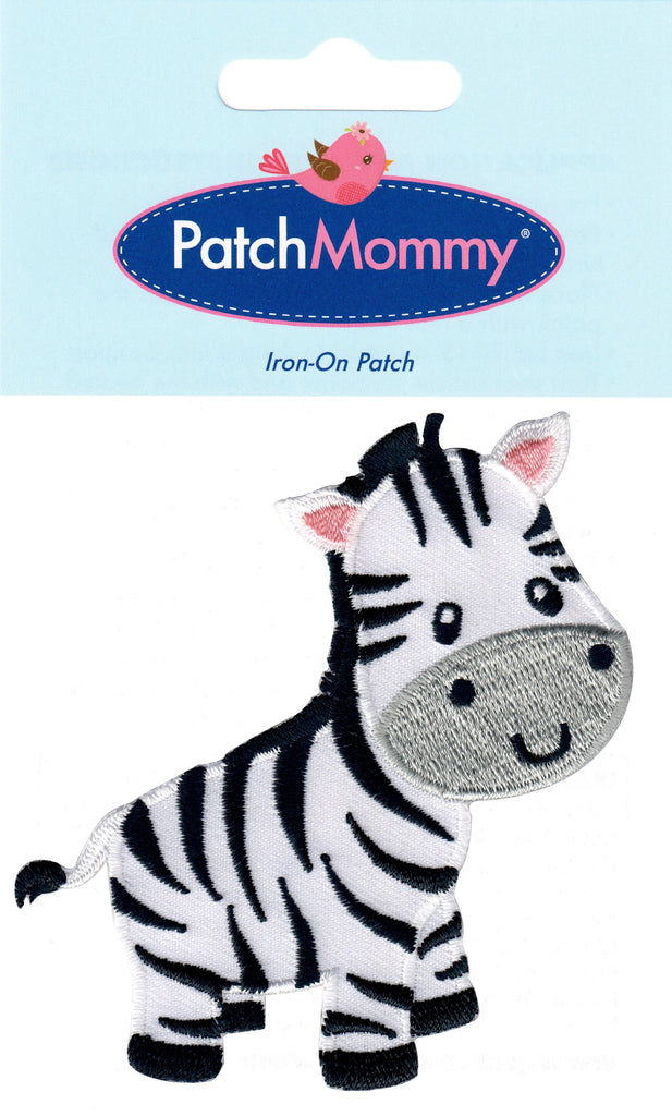 Zebra patches animal