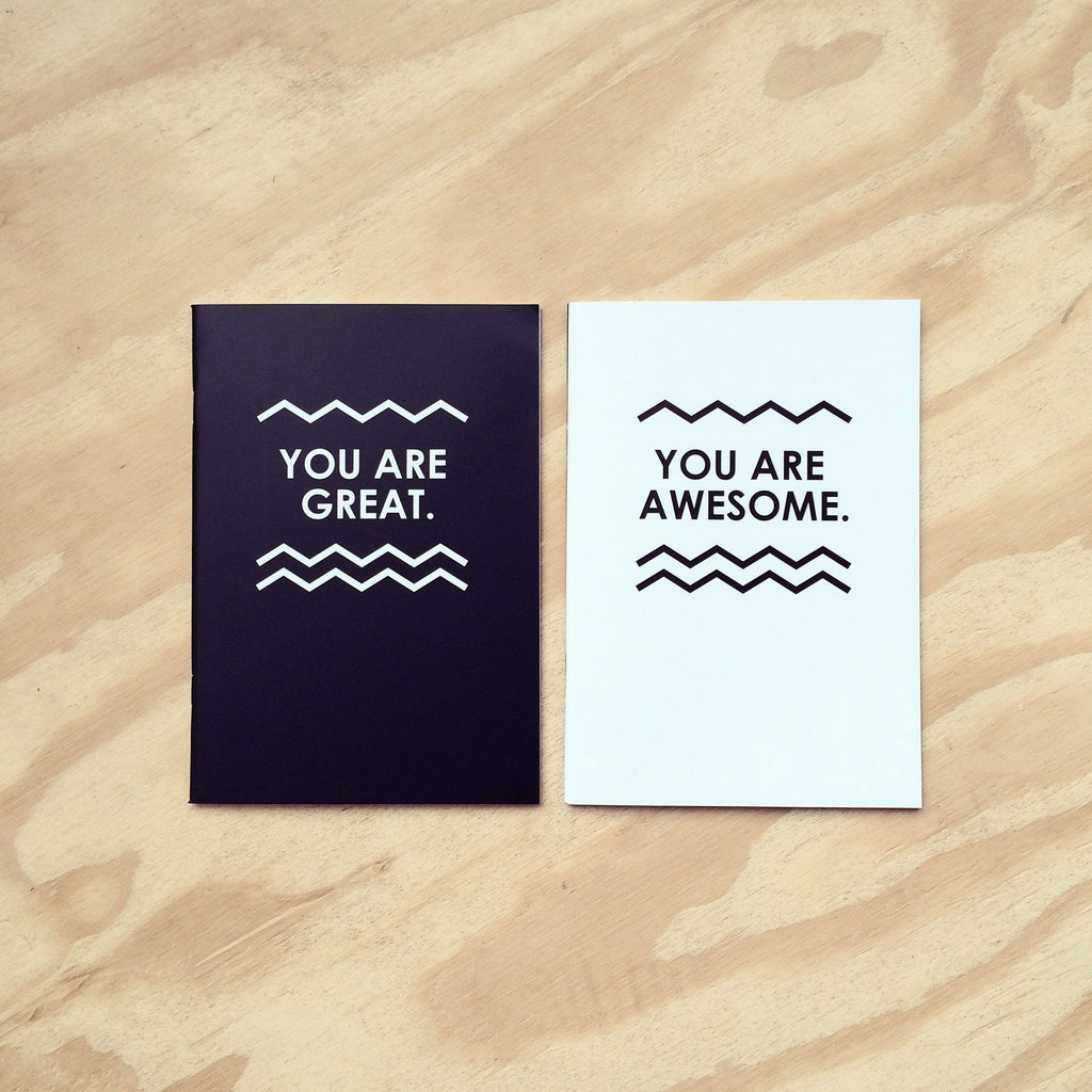 Great/Awesome Notebook
