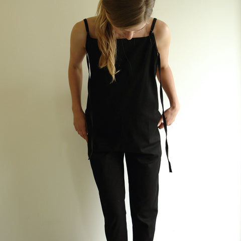 Base Range Long Strap Overalls