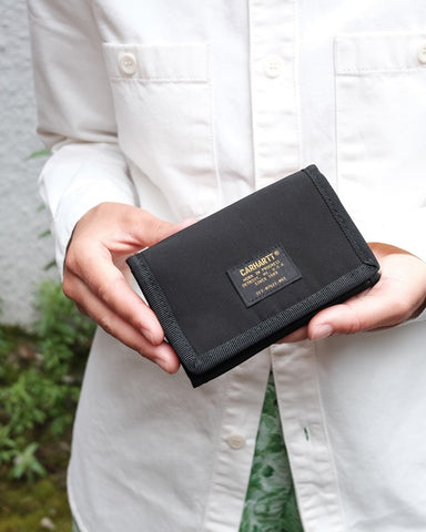 Ashton Wallet, Black