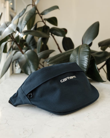 Carhartt WIP Hip Bag, Admiral Navy
