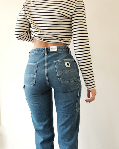 Pierce Pant, Blue Denim