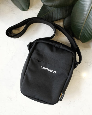 Carhartt WIP Shoulder Pouch, Black