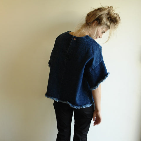 Denim Tee Shirt