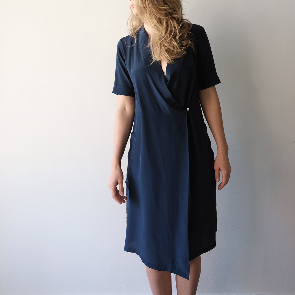 Marfa Wrap Dress