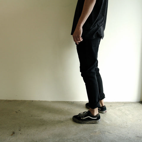 Dropped Denim, New Black