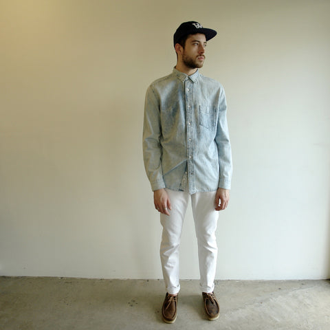 Wes Denim, White