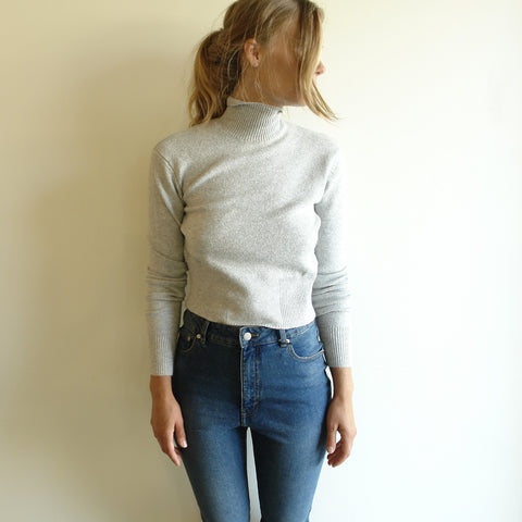 Once Sweater, Grey