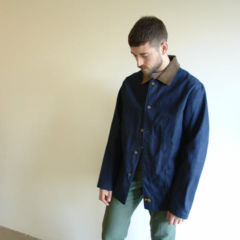 Stan Ray Archive Jacket, Denim