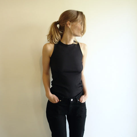 Isabel Tank, Black