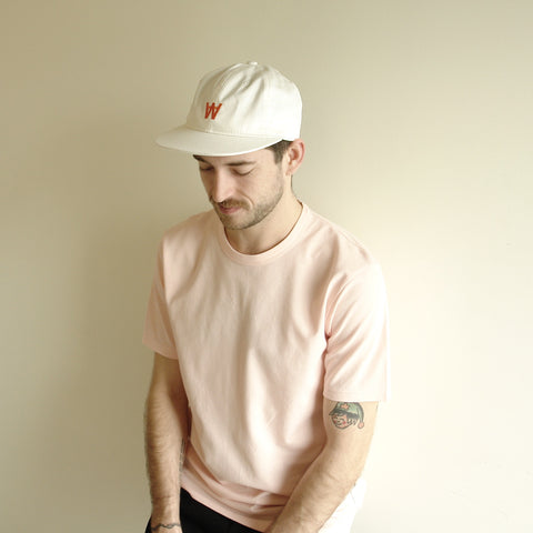 Baseball Cap, Off White