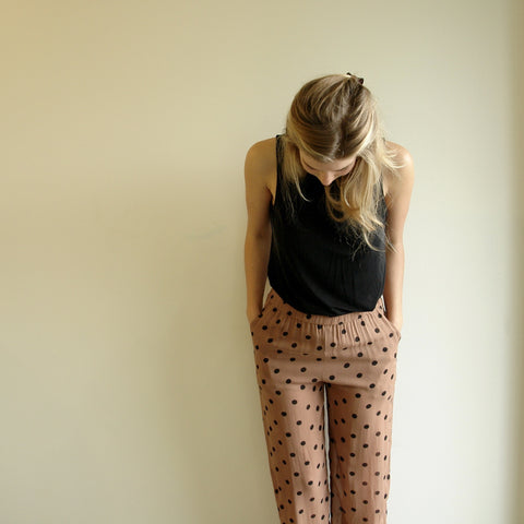 Seymour Georgette Pant