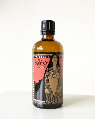 Lulu Organic Hair Oil