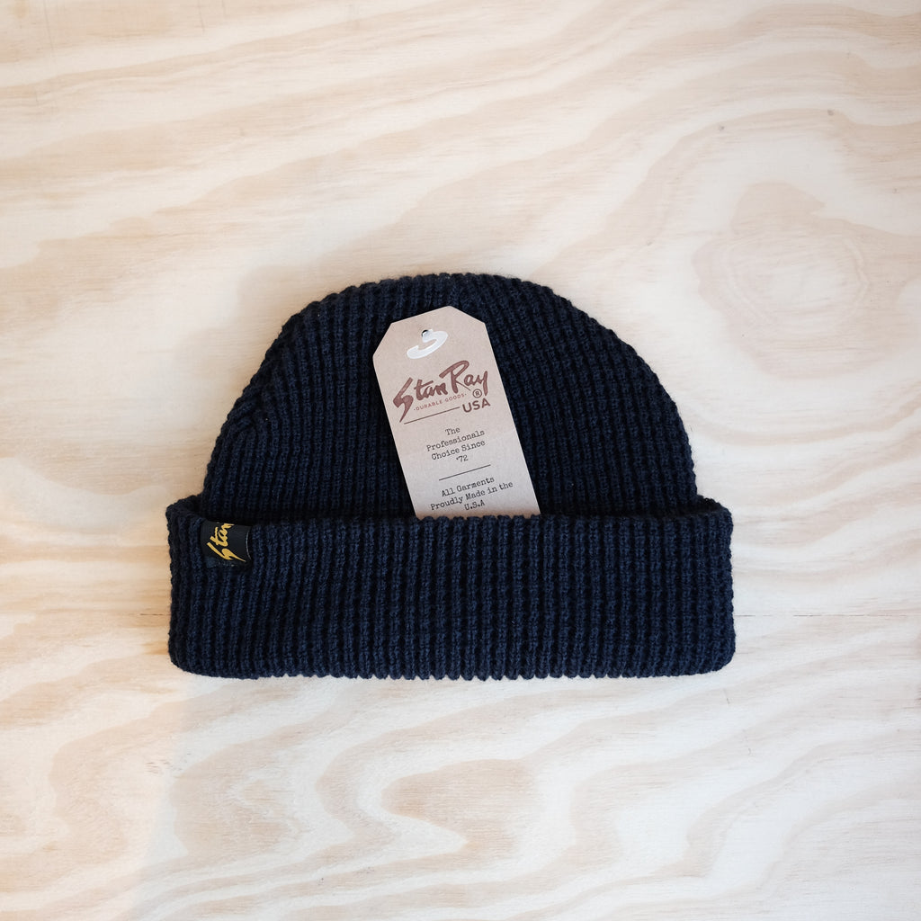Stan Ray Waffle Beanie, Three Colors