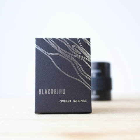 Blackbird Incense GORGO