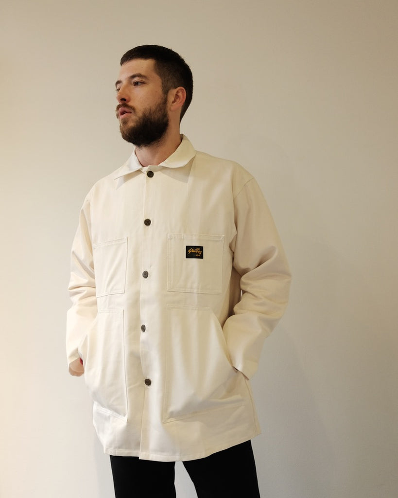 Stan Ray Natural Shop Jacket