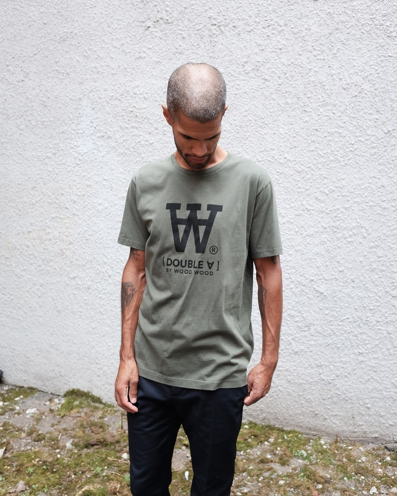 Ace Tee, Army Green