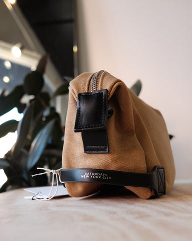 Saturdays Dopp Bag, Khaki