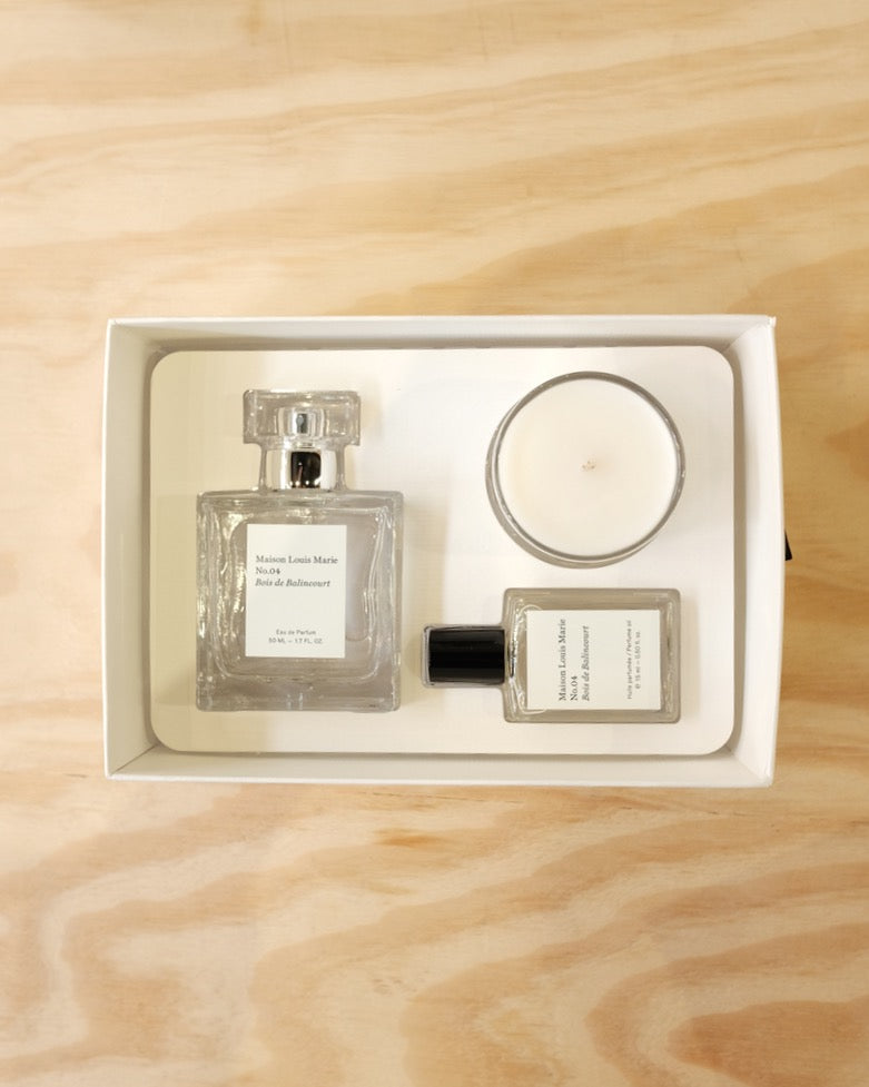 Maison Louis Marie No.4 Gift Set