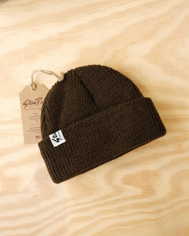 Stan Ray Wool Beanie, Three Colors