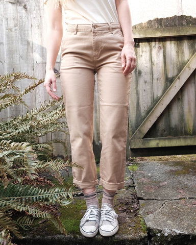Pierce Pant, Dusty Brown