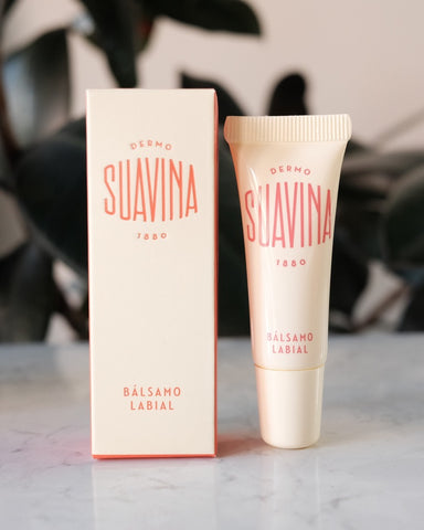 Suavina Lip Balm Tube, Original