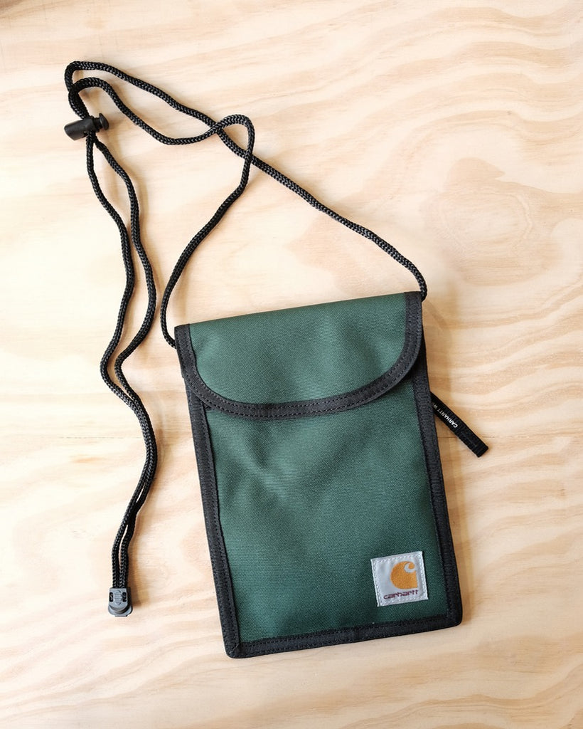 Collins Neck Pouch, Treehouse Green