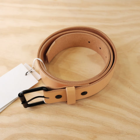 Saturdays NYC Rockaway Belt, Veg Tan