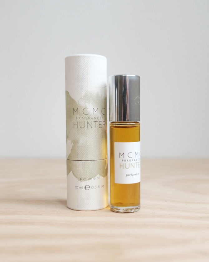Hunter Perfume Oil