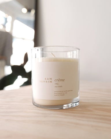 * San Sevrin Soy Candle
