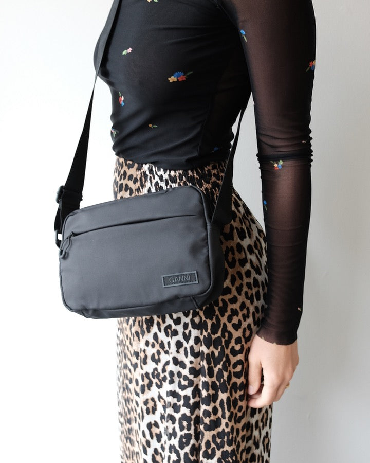 Tech Bag, All Black
