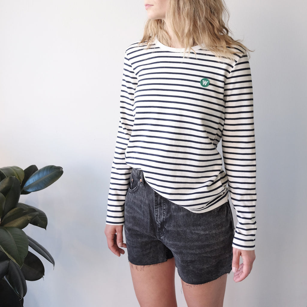 Moa Long Sleeve, Stripes